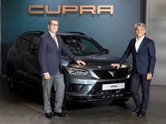 CUPRA pairs with the World Padel Tour until 2021