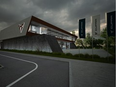 CUPRA breaks ground on new headquarters for 2020