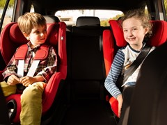 10 golden rules for transporting children in your car