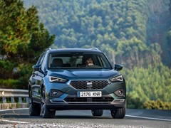 SEAT Tarraco gains Latin NCAP's Five-Star Advanced Award for safety