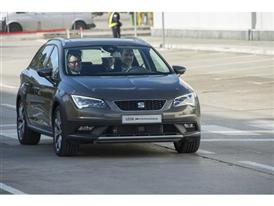 Visit by King Felipe VI of Spain culmination of SEAT Ibiza's 30th anniversary 14