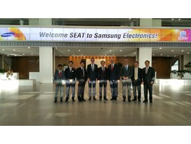 SAMSUNG and SEAT 2