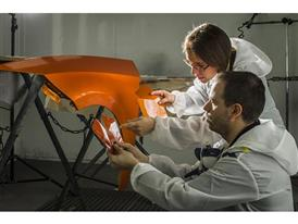 In order to create the Ultra Orange of the 20V20, we used innovative pigments to design a captivating orange shade that