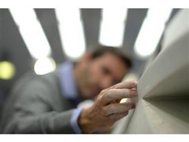SEAT Design director Alejandro Mesonero-Romanos scrutinises every detail and supervises each element