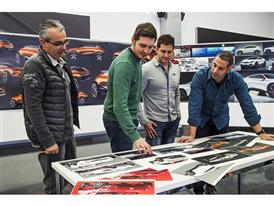 SEATs Design team takes us through the stages in the creation of the 20V20