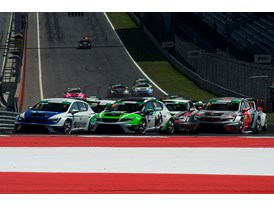 The SEAT Leon Eurocup at the Red Bull Ring