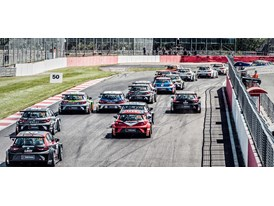The SEAT Leon Eurocup 2015
