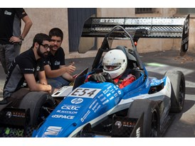 SEAT propels Formula 1 student competition 1