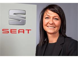 Susanne Franz, new Director of Marketing at SEAT