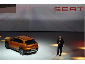 SEAT presents the Leon Cross Sport showcar 8