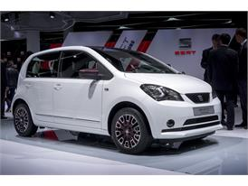 The New SEAT Mii by Mango Limited Edition at the Frankfurt Motorshow 2015