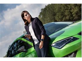 The Full Link system enables sharing the content of the mobile phone with the car (4)