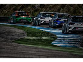 The SEAT Leon Eurocup returns to action (4)