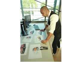 David Delgado works at the SEAT Design Centre and wrote the song to promote the company s new showcar to the whole world