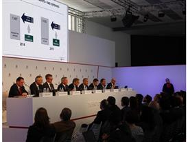 SEAT posted 8.3 billion euros in revenue, the highest figure in history, and twice as much as in 2009