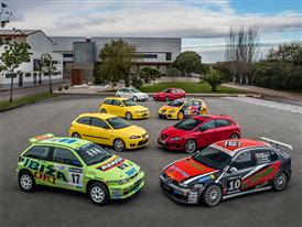 The CUPRA range celebrates 20 years and 15 versions of three different models 2