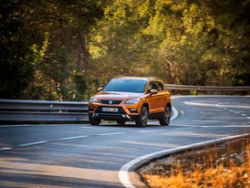In addition to its technology and design, the Ateca offers a dynamic, fun and comfortable driving experience