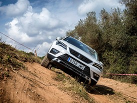 A SEAT engineer gives us his first impressions at the wheel of the new Ateca