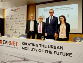SEAT, the UPC and Volkswagen Group Research select Barcelona to create the mobility of the future with CARNET