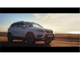 SEAT Ateca, the star of the new brand campaign