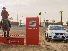 SEAT and the Royal Polo Club make Barcelona the riding capital of the world