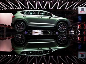 The company presented the new SEAT Ateca X-Perience, a more adventurous, off-road version