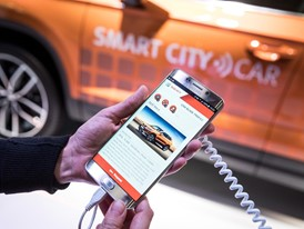 The Digital Sharing app works as a digital key for sharing economy environments