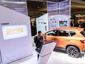 SEAT showcases the BCN Smart Shuttle concept, developed jointly with CARNET research hub