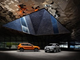 The SEAT Ateca, crowned in Europe