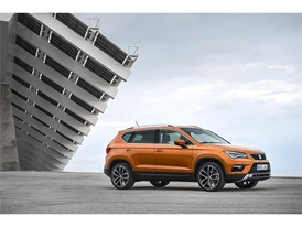 The SEAT Ateca crowned in Europe