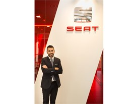 Roberto Toro, new global head of Product and Events Communication at SEAT