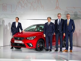 SEAT presents the New SEAT Ibiza in La Cúpula de las Arenas de Barcelona