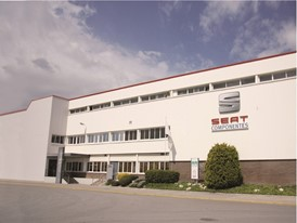 SEAT Components Plant