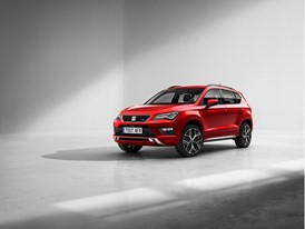 The SEAT Ateca FR