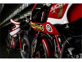 Ducati has been competing in MotoGP for 14 years and 24 seasons in the Superbike World Championship