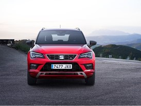 The new SEAT Ateca FR
