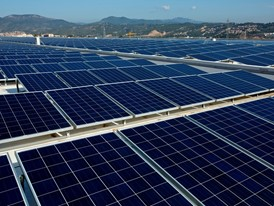 SEAT al Sol, the largest solar power plant in the automotive industry