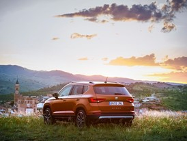 13 places from the Spanish geography, such as Ateca, have given their names to SEAT models since 1983