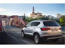 SEAT's first SUV was launched in 2016 with the name of the Aragonese village Ateca and is the recipient of the AUTOBEST