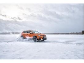Lake Pikku-Nissi, 200 kilometres away from the Arctic Circle