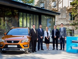 SEAT committed to talent and training