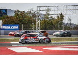 11 Cup Racers are participating in this edition of the 24 Hours of Barcelona Motorsport – Fermí Vélez trophy event, with