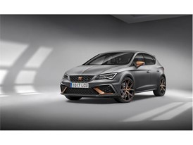 The new Leon CUPRA R, the most powerful in the history of the company, will be one of the main attractions at the Frankf