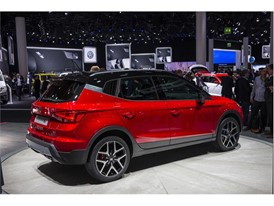 SEAT Arona at the Volkswagen Group's Evening Event at the IAA 2017
