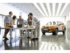 SEAT experts assess the different proposals for names that match the brand values and product characteristics of new SUV