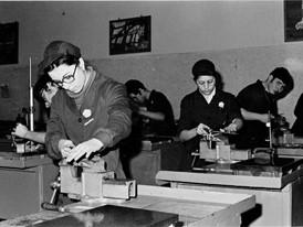 SEAT Apprentice School celebrates next Saturday six decades training professionals