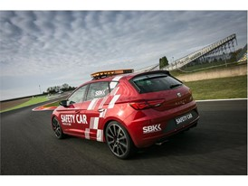 The production model SEAT Leon CUPRA fulfils the requirements of versatility and performance