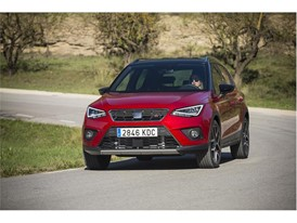 ON THE MOVE WITH THE SEAT ARONA