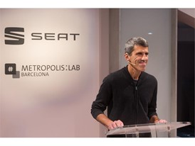 SEAT Metropolis Lab Barcelona