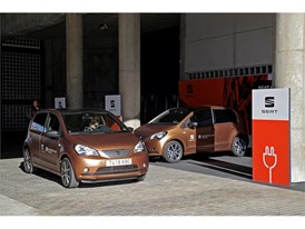 Smart City Expo visitors can test-drive the zero-emissions prototype eMii